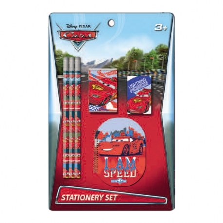 Buy Disney Cars Stationery 6's online at Shopcentral Philippines.
