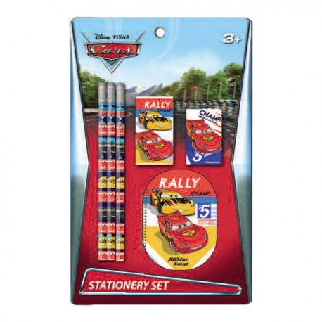 Buy Disney Cars Stationery 6's Design 2 online at Shopcentral Philippines.