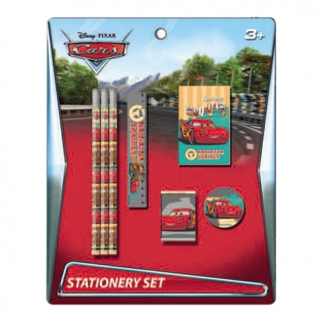 Buy Disney Cars Stationery 7's online at Shopcentral Philippines.