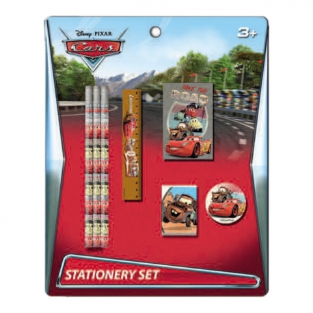Buy Disney Cars Stationery 7's Design 2 online at Shopcentral Philippines.