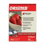 Buy Orions Photo Paper A4 Premium Wove 240gsm online at Shopcentral Philippines.