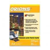 Buy Orions Photo Paper A4 Premium Satin 240gsm online at Shopcentral Philippines.