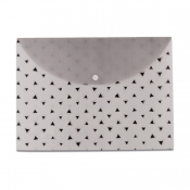Buy Poche Basics Triangle Prism Button Envelope A4 Design 2 online at Shopcentral Philippines.