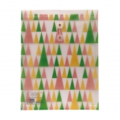 Buy Poche Basics Prism Expandable Envelope A4 with Tie Design 2 online at Shopcentral Philippines.