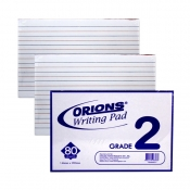 Buy Orions Writing Pad Grade 2 3/Pac online at Shopcentral Philippines.
