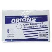 Buy Orions Clear Transparent Button Envelope Legal online at Shopcentral Philippines.