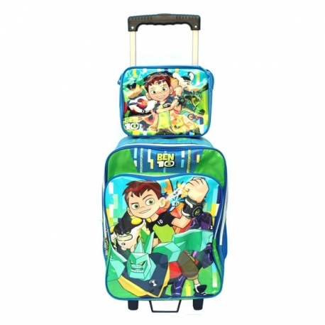 Buy Ben 10 Trolley Bag online at Shopcentral Philippines.