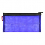 Buy Mesh Pencil Case Blue online at Shopcentral Philippines.