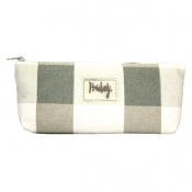 Buy Canvass Pencil Case w/ Acrylic Box Friday online at Shopcentral Philippines.
