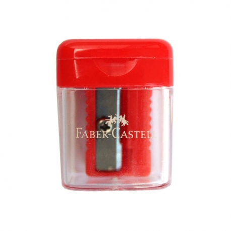Buy Faber Castell Sharpener Red online at Shopcentral Philippines.