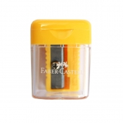 Buy Faber Castell Sharpener Yellow online at Shopcentral Philippines.