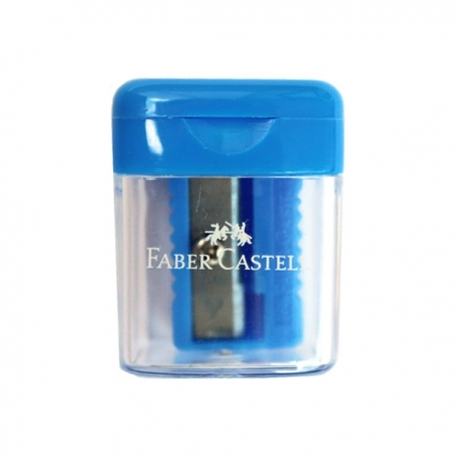 Buy Faber Castell Sharpener Blue online at Shopcentral Philippines.