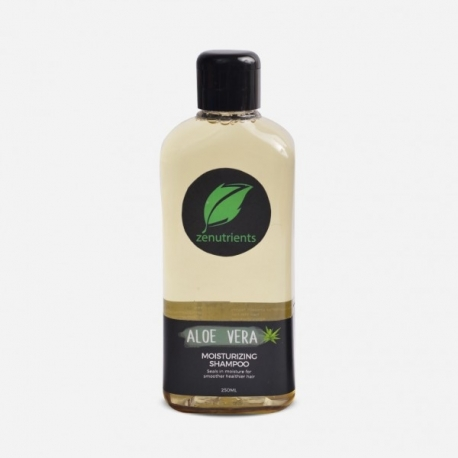 Buy Zenutrients Aloe Vera Moisturizing Shampoo 250ml  online at Shopcentral Philippines.