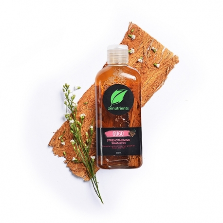 Buy Zenutrients Gugo Strengthening Shampoo 250ml online at Shopcentral Philippines.