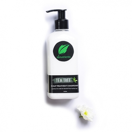 Buy Zenutrients Tea Tree Scalp Treatment Conditioner 200ml online at Shopcentral Philippines.
