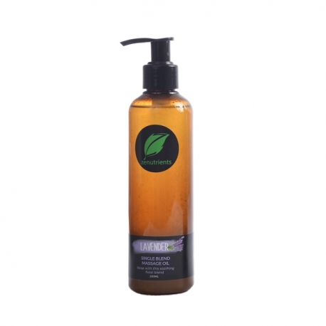 Buy Zenutrients Lavender Single Blend Massage Oil   online at Shopcentral Philippines.