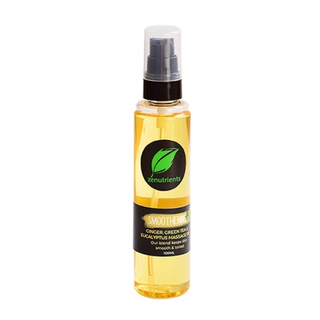 Buy Zenutrients Smoothening Ginger, Green Tea & Eucalyptus Massage Oil 100ml online at Shopcentral Philippines.