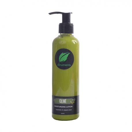 Buy Zenutrients Olive Moisturizing Lotion 250ml online at Shopcentral Philippines.