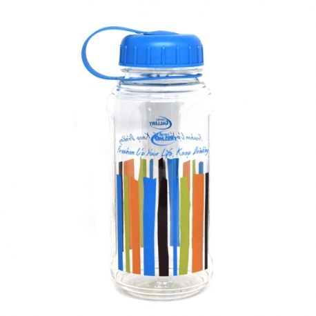 Buy Sports Gallery Drinking Bottle Black 600mL online at Shopcentral Philippines.