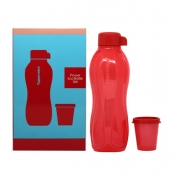 Buy Tupperware Eco Bottle - Red online at Shopcentral Philippines.