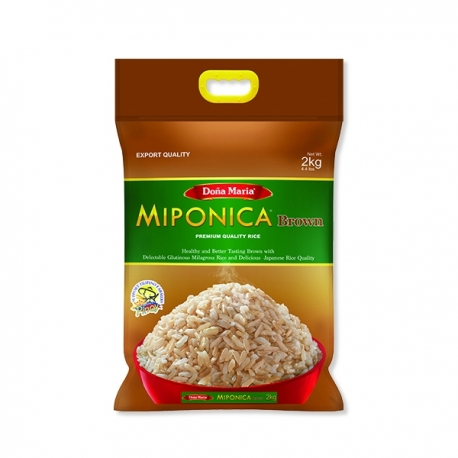 Buy Doña Maria Miponica Brown 2kg. online at Shopcentral Philippines.