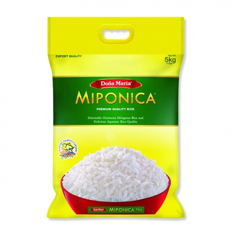 Buy Doña Maria Miponica White 5kg. online at Shopcentral Philippines.