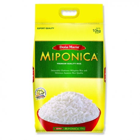 Buy Doña Maria Miponica White 10kg. online at Shopcentral Philippines.