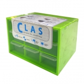 Buy CLAS 9 Drawers Lifestyle Organizer online at Shopcentral Philippines.