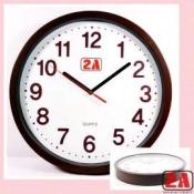 Buy 2A Quartz Clock AP0138 Black online at Shopcentral Philippines.
