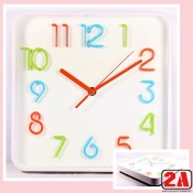 Buy 2A Quartz Clock 2A9863 online at Shopcentral Philippines.