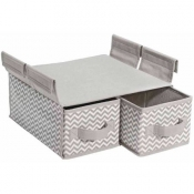 Buy Interdesign Axis Hanging Shelves with 2 Drawer online at Shopcentral Philippines.