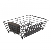 Buy Rubbermaid Large Antimicrobial Dish Drainer With Loft online at Shopcentral Philippines.