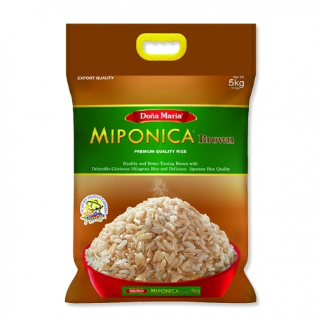 Buy Doña Maria Miponica Brown 5kg. online at Shopcentral Philippines.