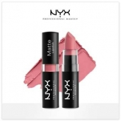 Buy Nyx Professional Makeup MLS09 Matte Lipstick  Natural online at Shopcentral Philippines.