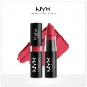 Buy Nyx Professional Makeup MLS16  Matte Lipstick Merlot online at Shopcentral Philippines.