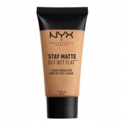 Buy NYX Professional Makeup  SMF08 Stay Matte But Not Flat Liquid Foundation Golden Beige online at Shopcentral Philippines.