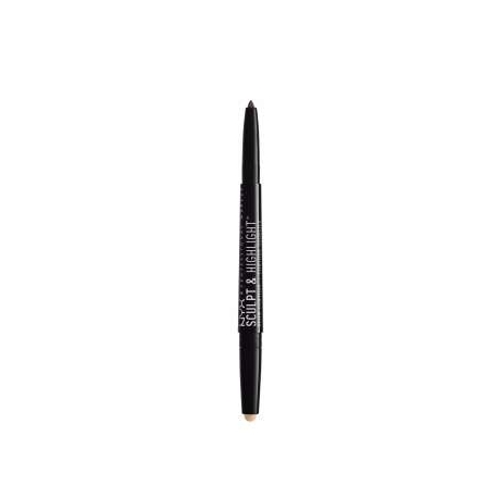 Buy NYX Professional Makeup SHBC03 Sculpt & Highlight Brow Contour - Brown online at Shopcentral Philippines.