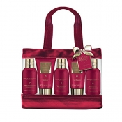 Buy Baylis & Harding Midnight Fig & Pomegranate 5 Piece Bag Set online at Shopcentral Philippines.