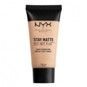 Buy NYX Professional Makeup  SMF10PT5 Stay Matte But Not Flat Liquid Foundation Beige online at Shopcentral Philippines.