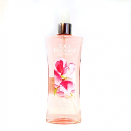 Buy Body Fantasies Sweet Pea Fragrance 236ml online at Shopcentral Philippines.