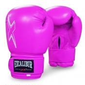 Buy Excalibur PU Boxing Gloves Hot Pink online at Shopcentral Philippines.