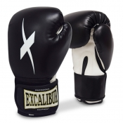 Buy Excalibur Champ PU Boxing Gloves BK/W online at Shopcentral Philippines.