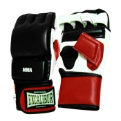 Buy Excalibur Molded Foam Black, Red and White MMA Pro Gloves online at Shopcentral Philippines.