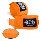 Buy Excalibur Elastic Handwraps 3.5m Orange online at Shopcentral Philippines.