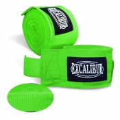Buy Excalibur Elastic Handwraps 3.5m Neon Green online at Shopcentral Philippines.