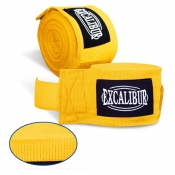 Buy Excalibur Elastic Handwraps 3.5m Yellow online at Shopcentral Philippines.