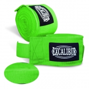 Buy Excalibur Elastic Handwraps 5m Neon Green online at Shopcentral Philippines.