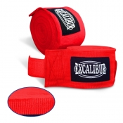 Buy Excalibur Elastic Handwraps 5m Red online at Shopcentral Philippines.