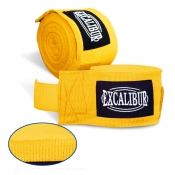 Buy Excalibur Elastic Handwraps 5m Yellow online at Shopcentral Philippines.