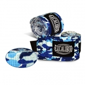 Buy Excalibur Nylon Handwraps 3.5m Camouflage Blue online at Shopcentral Philippines.